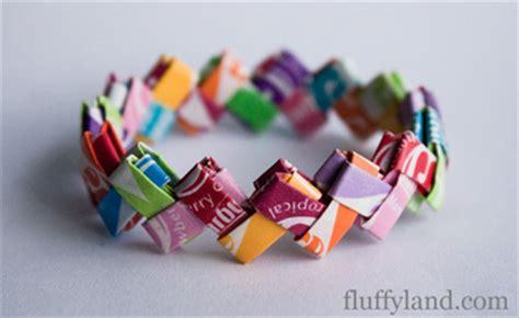 starburst wrapper origami starburst wrapper bracelet tutorial buatkalunggelang