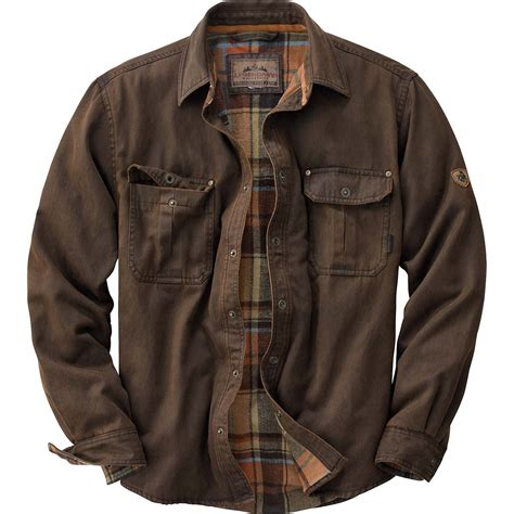 rugged outdoor clothing legendary whitetails s journeyman rugged shirt jacket