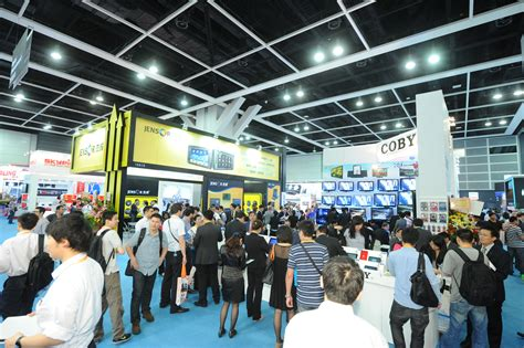 show international expo asia s largest electronics fair ict expo open