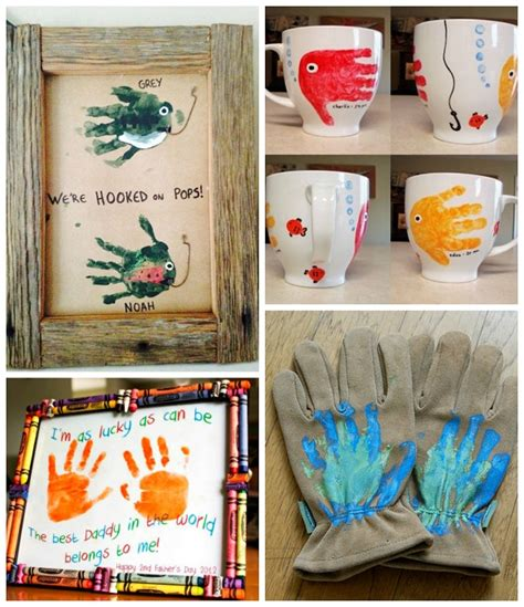 handprint gifts s day handprint gift ideas from crafty morning