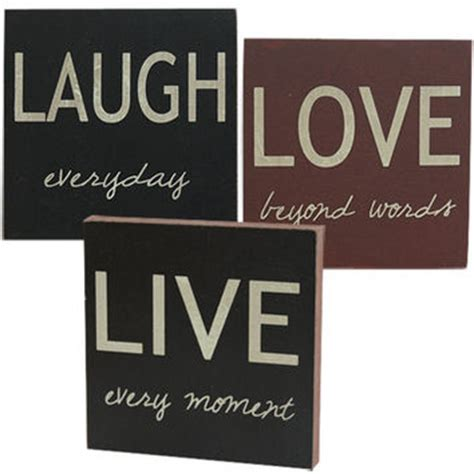 live laugh signs best live laugh sign products on wanelo