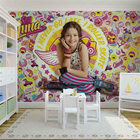 Disney Fairies Wall Mural disney soy luna wall mural photo wallpaper 3593dk ebay