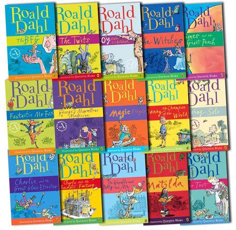roald dahl picture books roald dahl 15 book collection gift set pack barnd new ebay