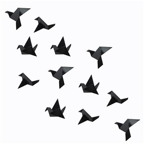 origami of birds origami birds by mostaza dise 241 o amarillo design trend
