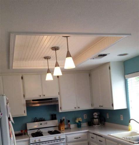 kitchen light box best 20 kitchen ceiling lights ideas on