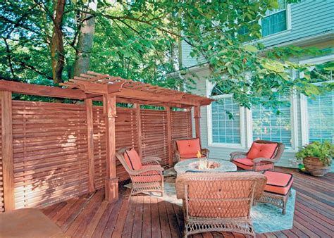 privacy screens for backyards design ideas for outdoor privacy walls screen and