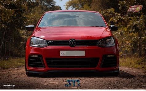 Modified Bike Polo by Volkswagen Polo Top 5 Modified And Tuned Polos In India