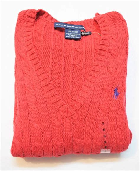 womens ralph cable knit sweater new with tag polo ralph womens sleeve cable