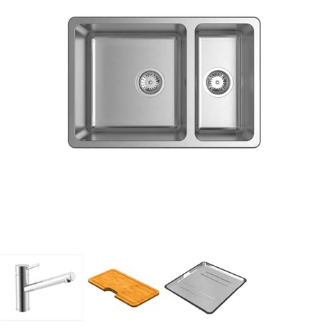 abey nu 180 inset sink and kitchen mixer lago 180 package with standard mixer abey australia