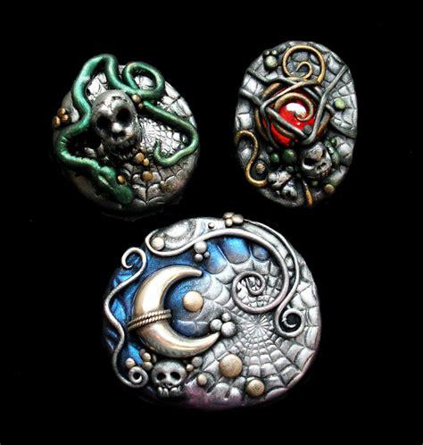 polymer clay jewelry pin polymer clay jewelry de debbie jackson on