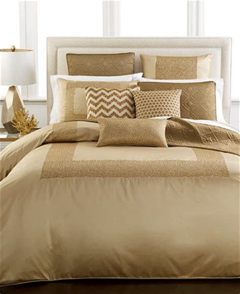 macy bedding sets hotel collection hotel collection mosaic bedding collection bedding