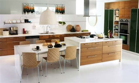 kitchen island with table combination combination kitchen island dining table search kitchens kitchens