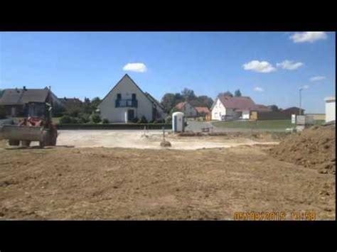 Danwood Haus Point 150 by Erdarbeiten F 252 R Unser Haus Danwood Point 150 Part 2 2