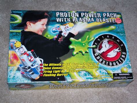 Ghostbusters Proton Pack Toys by The Proton Pack Ghostbusters Fans