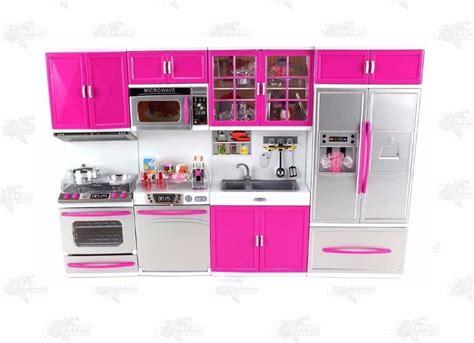 juegos de barbie cocina juguete cocina para barbies my modern kitchen playset