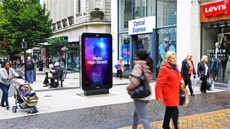 outdoor displays in field digital display service with sam 174