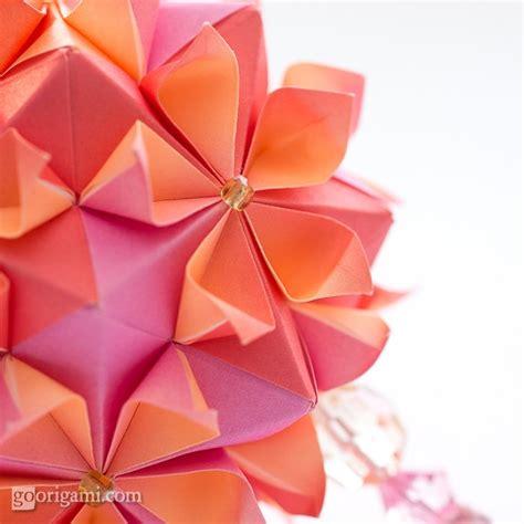 origami blossom cherry blossom by tomoko fuse go origami