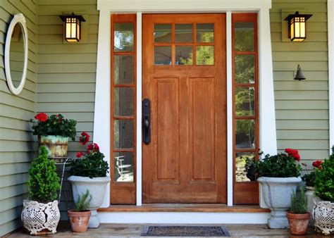 how to decorate your front door for 11 ways to decorate your front porch or entryway diy