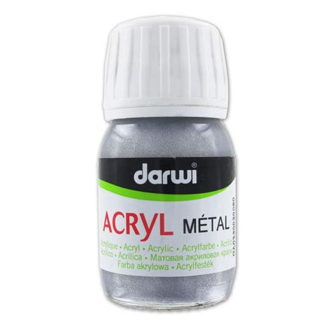 acrylic paint mixing silver acrylic paint silver x30ml perles co