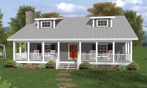 one story house plans with porch modern one story house plans