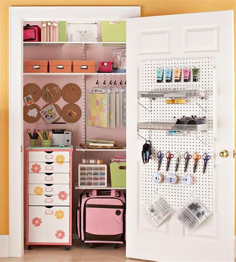organizing crafts inspiration craft closet organization the inspired room