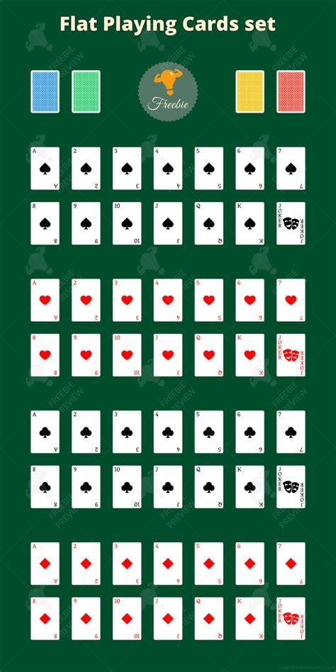 card set flat cards set created in inkscape monika ratan