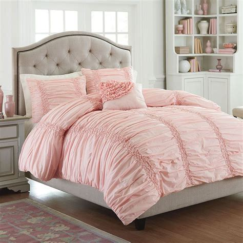 light pink bed set 1000 ideas about light pink bedding on pink