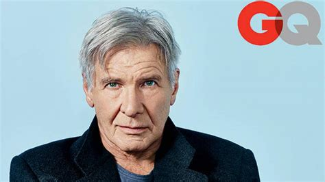 Harrison Ford by Harrison Ford Comments On Carrie Fisher Revealing Their