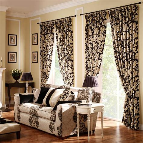 interior decorating ideas with curtains room decorating