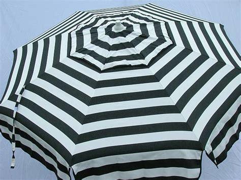 black and white striped umbrella patio black and white striped patio umbrella black and white