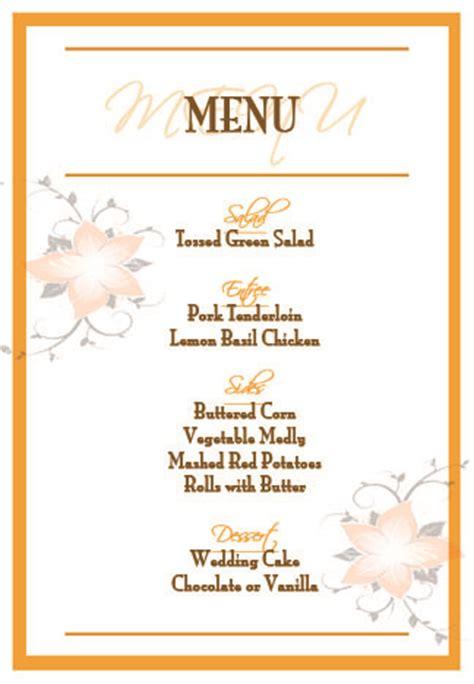 wedding buffets menus menus for buffet style dinner weddingbee