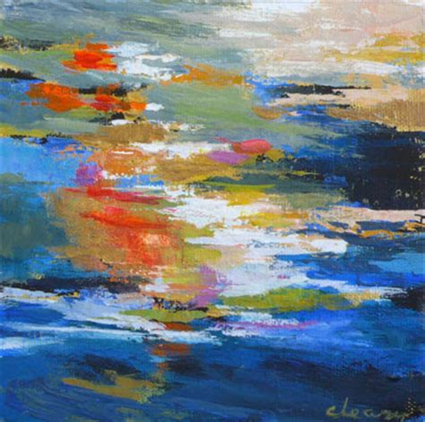 acrylic paint and water daily painters abstract gallery water s poetry 6 small