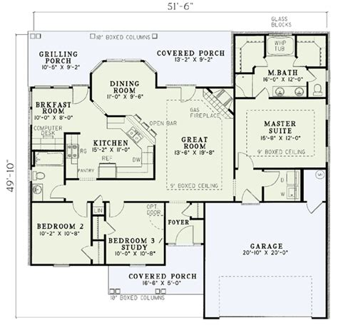 split bedroom floor plan images frompo