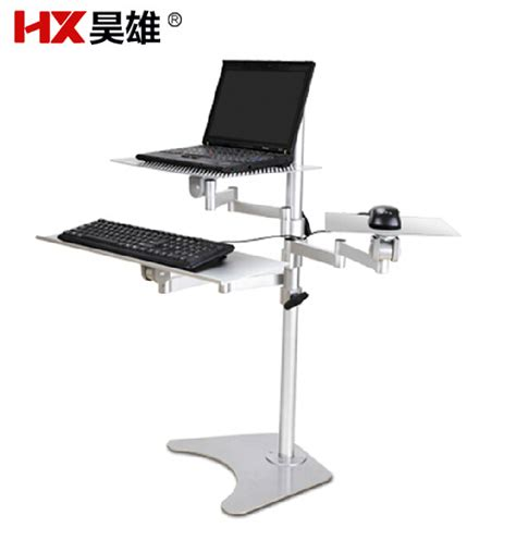 keyboard stand for desk laptop desk stand rotating the mouse in bed with universal