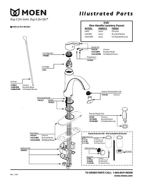 kitchen faucet parts diagram kitchen faucet parts moen wow
