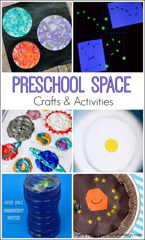 crafts and activities for preschool space crafts and activities i crafty things