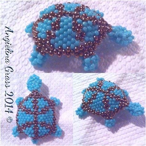 3d beaded turtle pattern 102 fantastiche immagini su tartarughe su