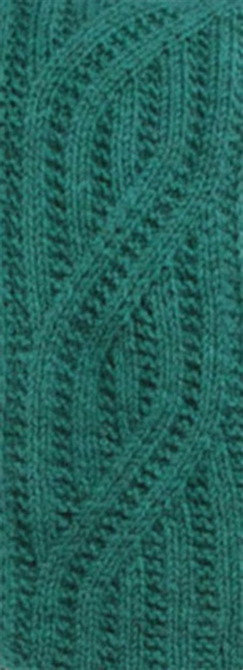 knit stitches that lay flat flat mock cable knitting stitch knitting kingdom