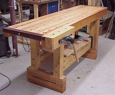 workbench woodworking poll how many vises does your bench tom s