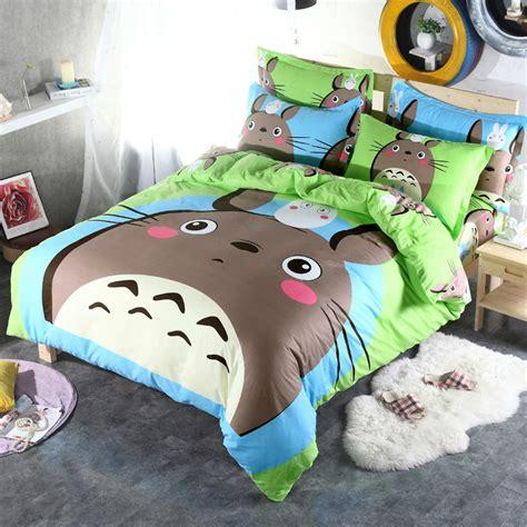 my totoro bed set compra totoro cama al por mayor de china