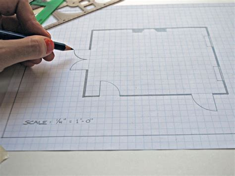 how to do floor plan how to create a floor plan and furniture layout hgtv