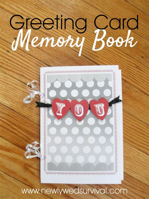 how to make your sd card your memory how to create an easy greeting card memory book