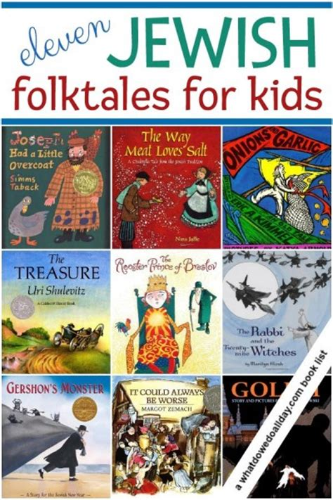 folklore picture books 11 folktales for