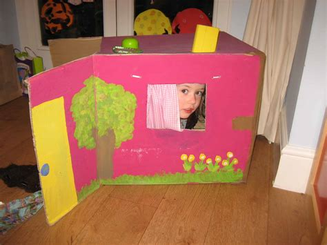 box crafts for cardboard box crafts