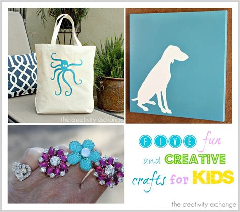 creative craft ideas for 5 and creative craft projects for