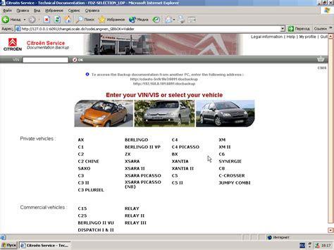 Citroen Service by Citroen Service Box Parts And Repair
