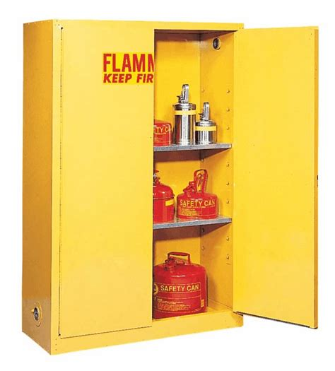 60 gallon flammable storage cabinet flammable storage cabinet self closing door 60 gallon from