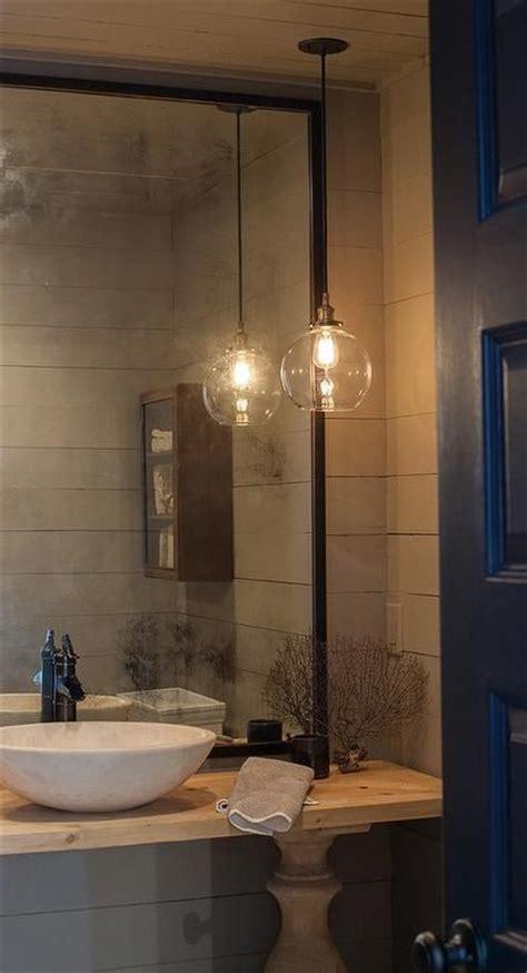 bathroom lighting placement 25 best ideas about bathroom pendant lighting on
