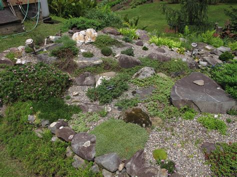 rock gardens images successful rock gardens henry homeyer