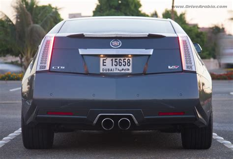 Used Cadillac Cts Coupe 2010 by 2011 Cadillac Cts V Coupe Drive Arabia